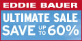 50-60% off 400+ Styles at Eddie Bauer