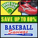 Go to BaseballSavings.com now